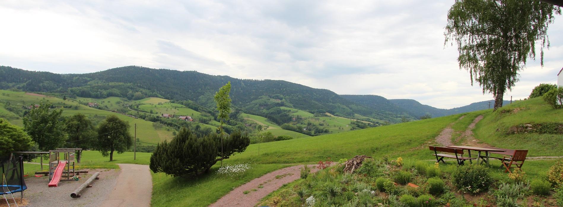 Anreise Hubhof Oberharmesbach
