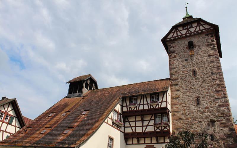 Zell am Harmersbach Ausflugsziele Hubhof
