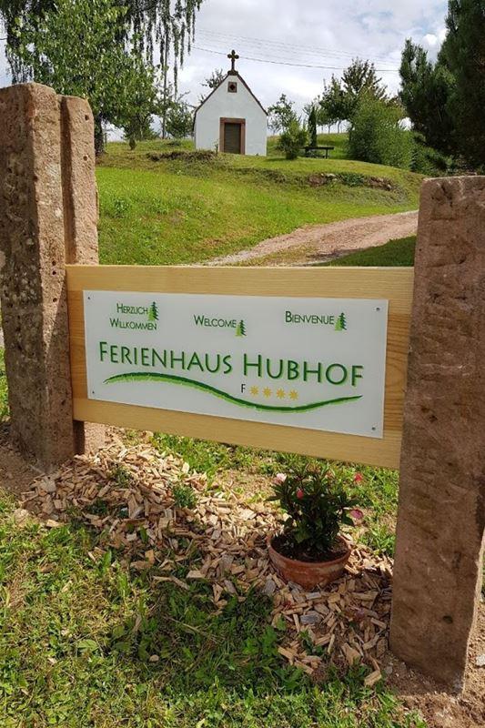 Herzlich willkommen Hubhof Oberharmersbach