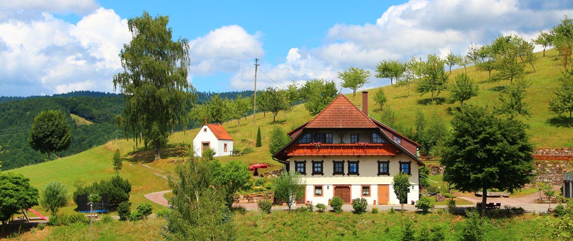 Ferienhaus Hubhof Oberharmersbach Schwarzwald