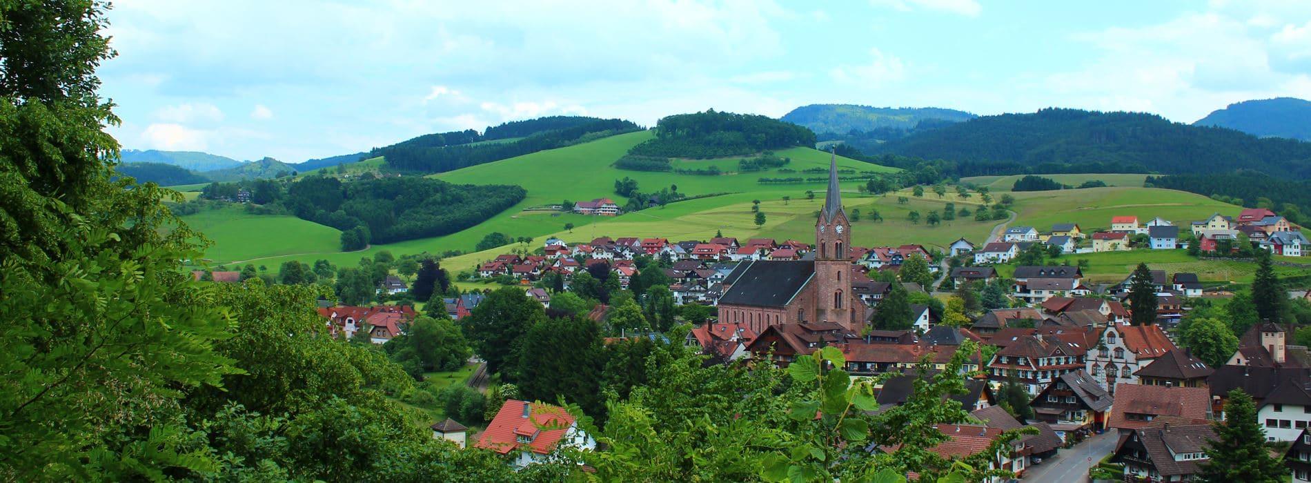 Oberharmersbach im Schwarzwald