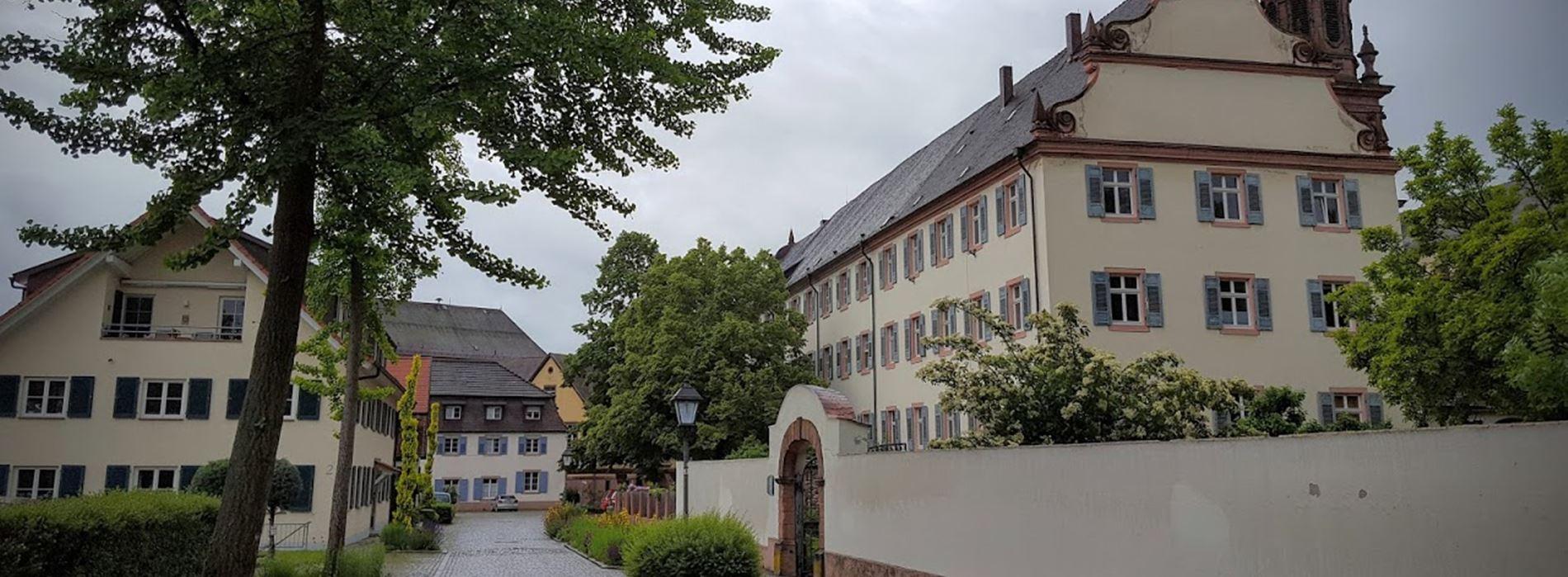 Kloster Gengenbach Kinzigtal Harmersbachtal