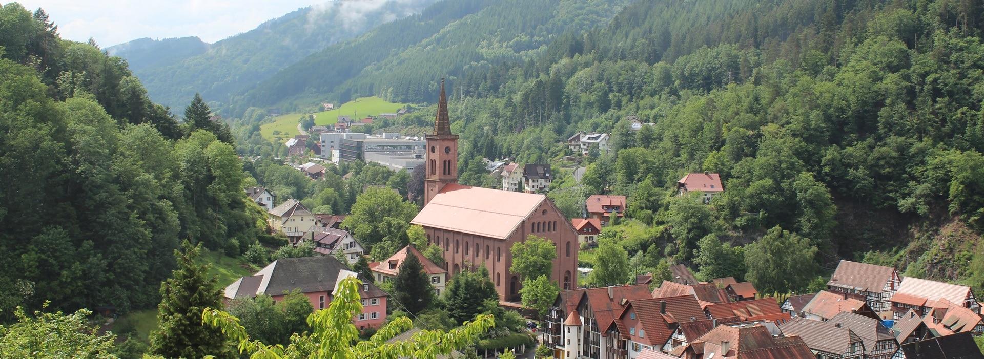 Schiltach Kinzigtal Ausflugsziel