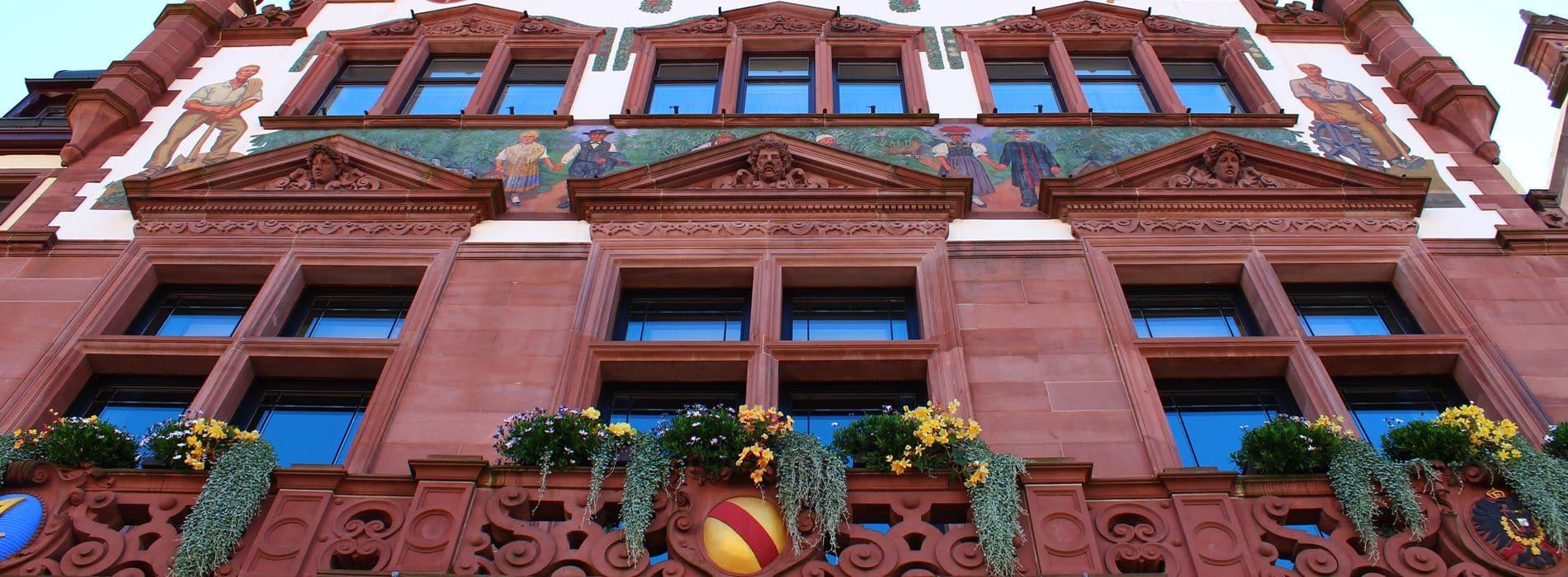 Historische Altstadt Rathaus Wolfach